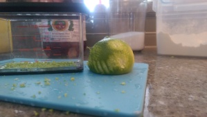 This lime had it coming.